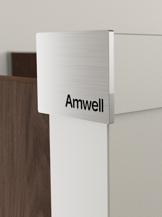 3D modelling for Amwell Washooms