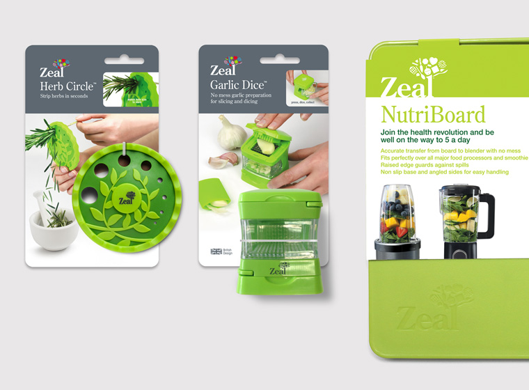 Creative product and food packaging solutions