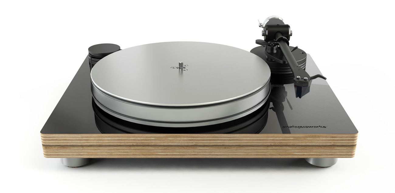 Turntable showing colour changes with CGI product rendering